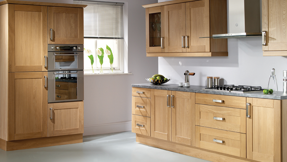Kitchen Pictures With Oak Cabinets