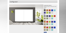 Try our VOLANTE Configurator